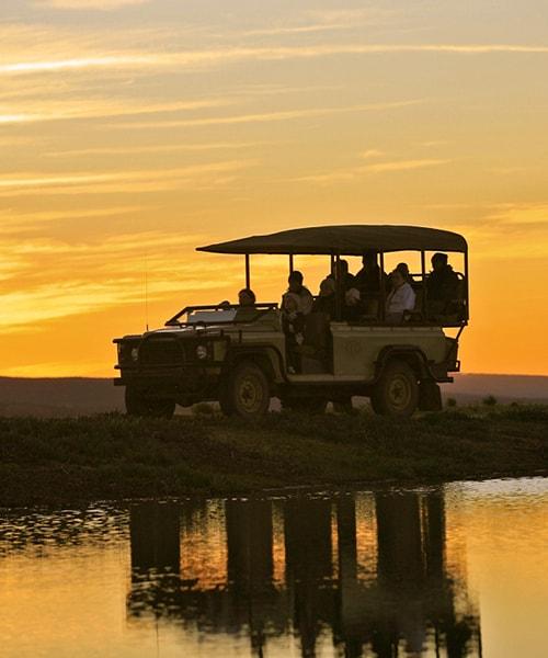 Familiereis met jeep - Zuid-Afrika
