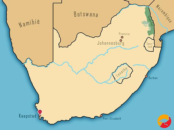 Citytrip Kaapstad ~ Zuid-Afrika Reizen
