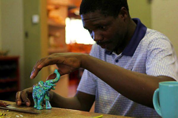 Swaziland Handwerk en Kunst