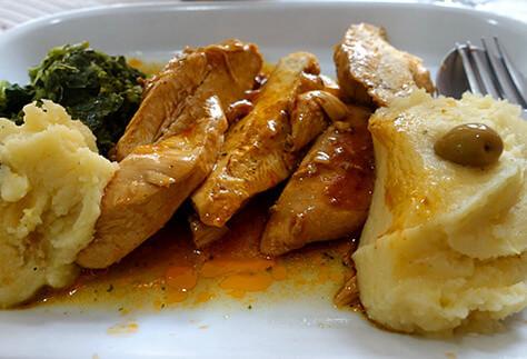 Zwemmende Kip ~ Zuid-Afrikaanse Recepten